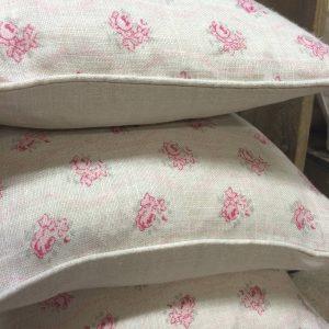 Agatha cushions